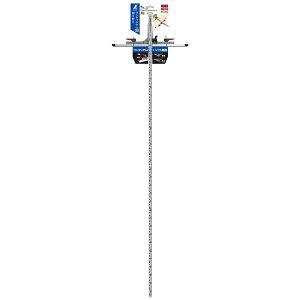 丸ノコガイド定規 Tスライド スリムシフト 2 90cm 併用目盛 工具 DIY 測定器 定規 工事 切断作業