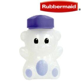 ストローマグ アニマルジュースボックス ベアー クマ くま 250ml ラバーメイド 漏れにくい ベビー 赤ちゃん 水筒 キッズ キッチン雑貨 ストロー付きボトル 飲み方 練習