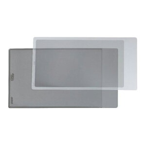 ルーペ フレンネルルーペ 文庫サイズ ビクセン シートレンズ 拡大鏡 おすすめ 2倍 日本製 Vixen