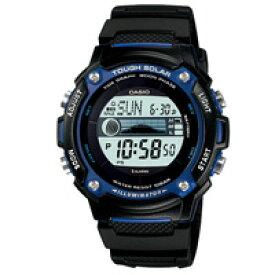 カシオ スポーツウオッチ SPORTS GEAR[スポーツギア] W-S210H-1AJF CASIO ランニングウォッチ ランナーズウォッチ 腕時計 ソーラー ジョギング 時計 スポーツギア