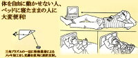 ゴロ寝スコープDXの使用例