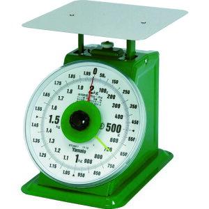 ヤマト 置き針付上皿はかり JSDX-2(2kg) [JSDX-2] JSDX2 販売単位:1 送料無料