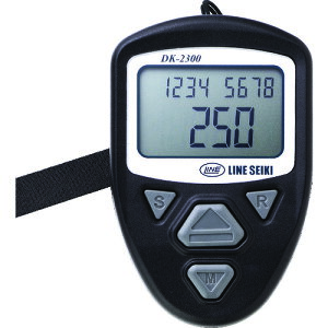 ライン精機 電子式数取器 [DK-2300] DK2300 販売単位:1