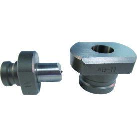 DIAMOND 長穴ポンチ11X16.5mm [4P1128] 4P1128 販売単位:1 送料無料