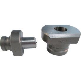 DIAMOND 長穴ポンチ14X21mm [3P1131] 3P1131 販売単位:1 送料無料