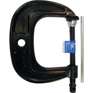 スーパー シャコ万力(C型)強力ワイドタイプ [CC-125] CC125 販売単位:1 送料無料