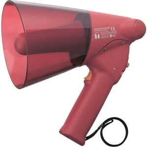 TOA 小型ハンド型メガホン サイレン音付き [ER-1106S] ER1106S 販売単位:1 送料無料