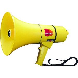 ノボル セフティーメガホン15Wサイレン音付防水仕様(電池別売) [TS-803] TS803 販売単位:1 送料無料