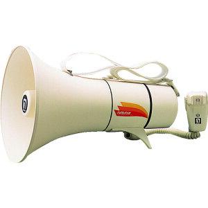 ノボル ショルダータイプメガホン13W(電池別売) [TM-205] TM205 販売単位:1 送料無料
