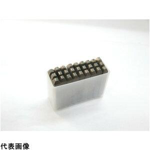 TRUSCO トラスコ中山 逆英字刻印セット 2mm [SKC-20] SKC20 販売単位:1 送料無料