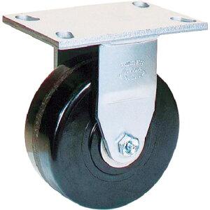 プレート式重荷重用キャスター OH スーパーストロングキャスターHXシリーズ超重荷重用 プラスカイト車 車輪径150mm [HX34PK-150] 販売単位:1 送料無料