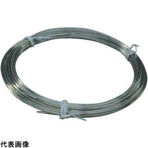 針金 TRUSCO トラスコ中山 ステンレス針金 小巻タイプ 2.0mmX10m [TSWS-20] 販売単位:1