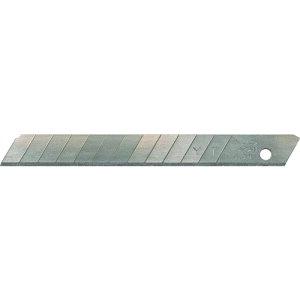 カッター 替刃 カッターナイフ おすすめ 工具 KDS 剛白刃小10枚入 [SB-10H] SB10H 販売単位:1