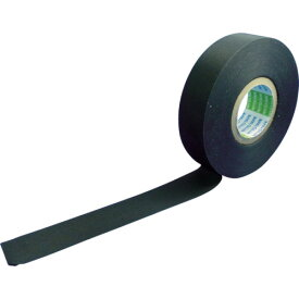 日東 アセテート粘着テープ NO.5 19mmX20m 黒 [5-1920] 51920 販売単位:1