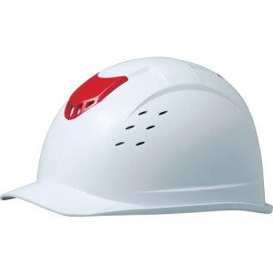 ミドリ安全 ABS製ヘルメット 高通気タイプ ホワイト [SC-13BVRA-KP-W/OR] SC13BVRAKPWOR 販売単位:1
