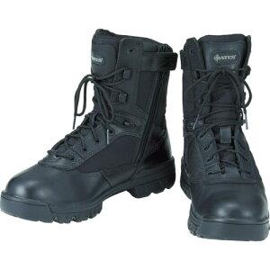 作業靴 安全靴 ブーツ 滑らない くつ タクティカルブーツ 革 大きいサイズ おしゃれ かっこいい 高級 Bates タクティカルブーツ 8 タクティカルスポーツ サイドジッパー EW9.5 [E02261EW9.5] 販売単