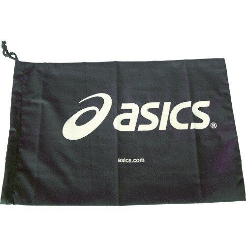アシックス シューバッグ(L) ブラック(35×40cm) [TZS987.90-F] TZS987.90F 販売単位:1