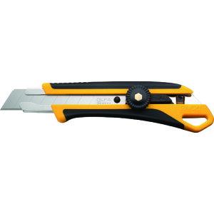 カッターナイフ カッター ナイフ おすすめ 工具 オルファ OLFA エックスハイパーL型(ネジロック) [224B] 224B 販売単位:1