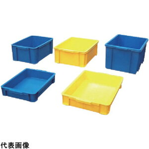 IRIS 233711 BOXコンテナ B-43 ブルー [B-43-BL] B43BL 販売単位:1