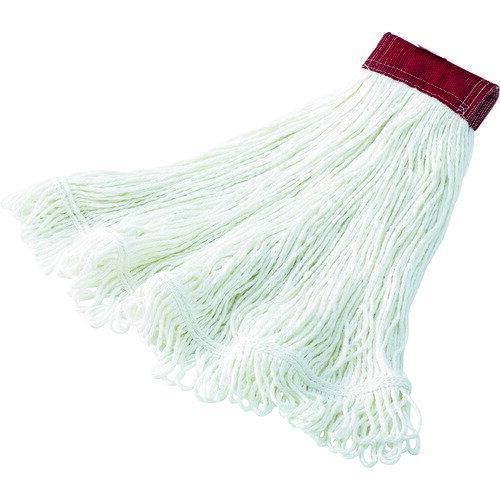 ラバーメイド スーパースティッチ・レーヨンモップ ホワイト [D4120601] D4120601 販売単位:1