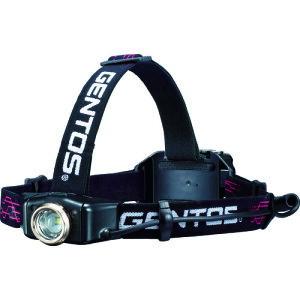 充電式ヘッドライト LED GENTOS Gシリーズ モーションセンサー搭載LEDヘッドライト 010RG [GH-010RG] 販売単位:1 送料無料