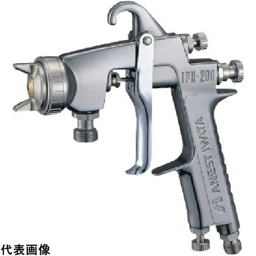 アネスト岩田 自動車ライン塗装用大形圧送式低圧スプレーガン Φ1.2 [LPH-200-122A] LPH200122A 販売単位:1 送料無料
