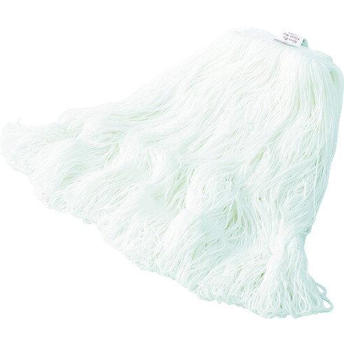 ラバーメイド レーヨンフィニッシュモップ ホワイト [T2000601] T2000601 販売単位:1 送料無料