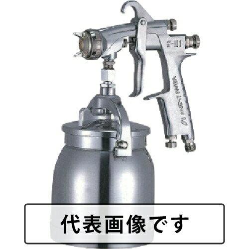 アネスト岩田 小形スプレーガン(吸上式) ノズル口径 Φ1.8 [W-101-181S] W101181S 販売単位:1 送料無料