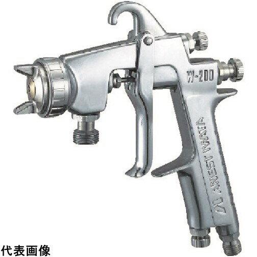 アネスト岩田 大形スプレーガン(圧送式) ノズル口径 Φ1.2 [W-200-122A] W200122A 販売単位:1 送料無料