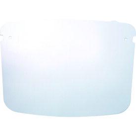 一眼型保護メガネ シールドタイプ フェイスシールド 交換用 日本製 メガネの上から めがね マスク 山本光学 YF-800L-SP 軽い YAMAMOTO 超軽量フェイスシールドグラスYF-800L用替えレンズ 6枚入り [YF-800L-SP] 販売単位:1