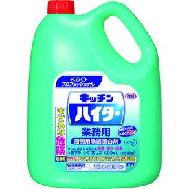 Kao キッチンハイター 業務用 5KG [021144] 021144 販売単位:1