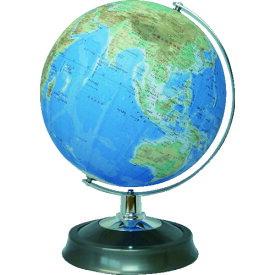 昭和カートン 地球儀 地勢図タイプ 26cm [26-TAP] 26TAP 販売単位:1 送料無料
