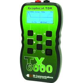 ケーブル探索器 グッドマン TDRケーブル測長機TX6000 [TX6000] 販売単位:1 送料無料
