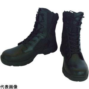 作業靴 安全靴 ブーツ 滑らない くつ タクティカルブーツ 革 大きいサイズ おしゃれ かっこいい 高級 Bates タクティカルブーツ CODE6 2 [E06688EW7.5] 販売単位:1 送料無料