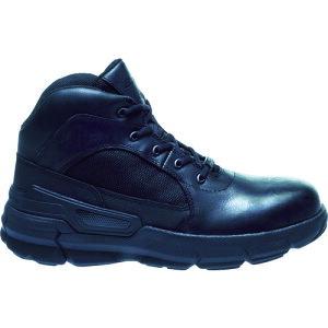 作業靴 安全靴 ブーツ 滑らない くつ タクティカルブーツ 革 大きいサイズ おしゃれ かっこいい 高級 Bates タクティカルブーツ CHARGE-6 ブラック EW9.5 [E07166EW9.5] E07166EW9.5 販売単位:1 送料無料