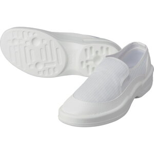 作業靴 ワークシューズ おすすめ 仕事 靴 シューズ くつ ゴールドウイン クリーンシューズ ホワイト 24.0cm [PA9380E-W-24.0] PA9380EW24.0 販売単位:1 送料無料