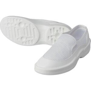 作業靴 ワークシューズ おすすめ 仕事 靴 シューズ くつ ゴールドウイン クリーンシューズ ホワイト 24.5cm [PA9380E-W-24.5] PA9380EW24.5 販売単位:1 送料無料