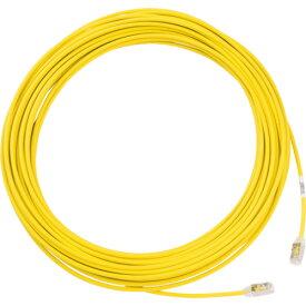 パンドウイット カテゴリ6A細径シールドパッチコード 20m 黄 [STP28X20MYL] STP28X20MYL 販売単位:1 送料無料