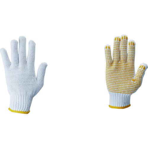 TRUSCO トラスコ中山 すべり止め手袋 12双入り 目付600g LL [TASG600-LL] TASG600LL 販売単位:1