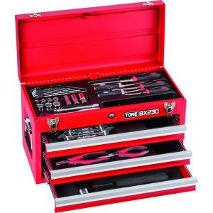 整備用工具セット TONE ツールセット BX230仕様 [TSA352] 販売単位:1 送料無料