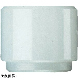 ショックレスハンマー PBスイスツールズ 替ヘッド平50mm [300A-6] 販売単位:1