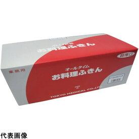 東京メディカル 業務用ふきん 超厚手タイプ 30x61cm グリーン 30枚入 [FT-902] FT902 販売単位:1