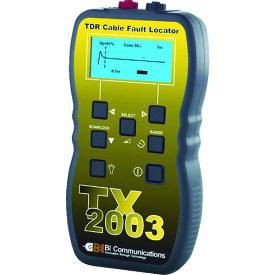 グッドマン TDRケーブル測長機TX2003 [TX2003] TX2003 販売単位:1 送料無料