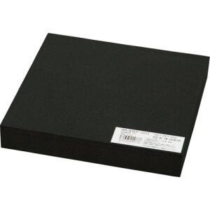 合成ゴム素材 光 EPDMスポンジ 200X200 30t 黒 [KSEP-2031] 販売単位:1
