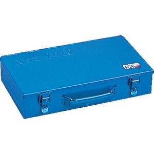 スチール製 工具箱 工具入れ 収納 整理 diy おすすめ 大工道具 ケース リングスター T型ボックス T-300ブルー [T-300-B] 販売単位:1