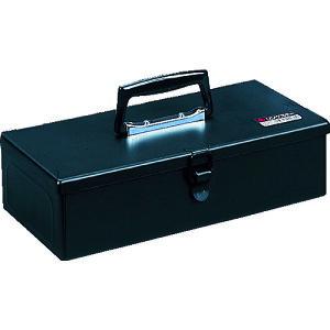 スチール製 工具箱 工具入れ 収納 整理 diy おすすめ 大工道具 ケース リングスター RSTドリームボックスRST-300ブラック [RST-300-BK] 販売単位:1