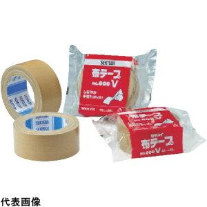 布粘着テープ 積水 布テープNo.600V 100×25 [N60-XV07] 販売単位:1
