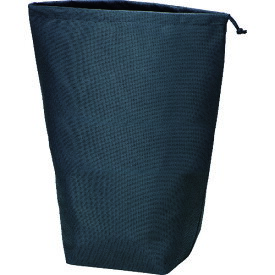 TRUSCO トラスコ中山 不織布巾着袋 黒 500X420X220MM (10枚入) [TNFD-10-L] TNFD10L 販売単位:1