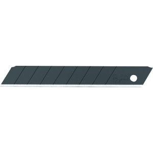 カッター 替刃 黒刃 カッターナイフ おすすめ 工具 オルファ OLFA 特選黒刃(M厚)5枚入り [MTBB5K] MTBB5K 販売単位:1