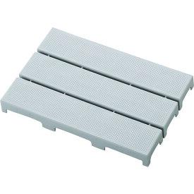 ジョイントスノコ テラモト エコブロックスノコ 灰 [MR-095-010-5] MR0950105 販売単位:1